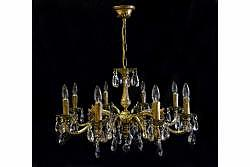 Chandelier Arrakis 8 Gold